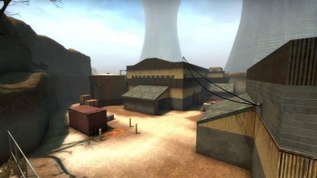 Карта 1.6 Nuke Remastered для CS:GO