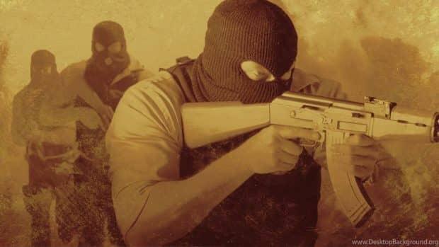 террористы кс го лого