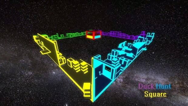 CS:GO карта Duck Hunt - Square