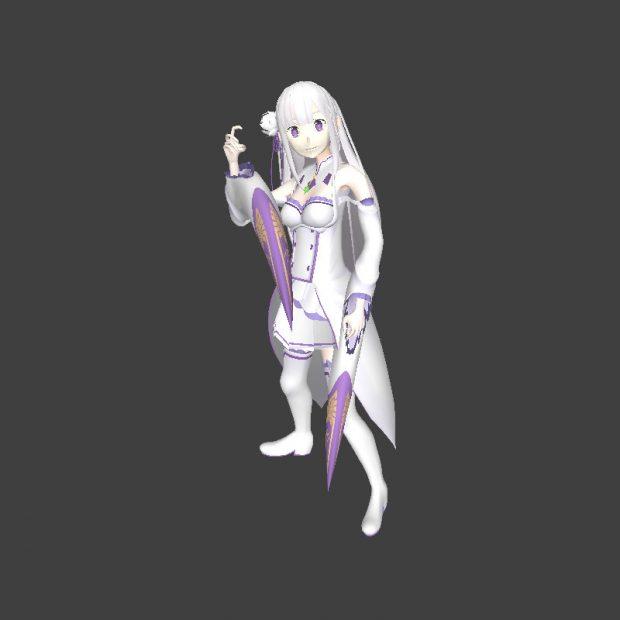 CS:GO скин Emilia [From Re:Zero]