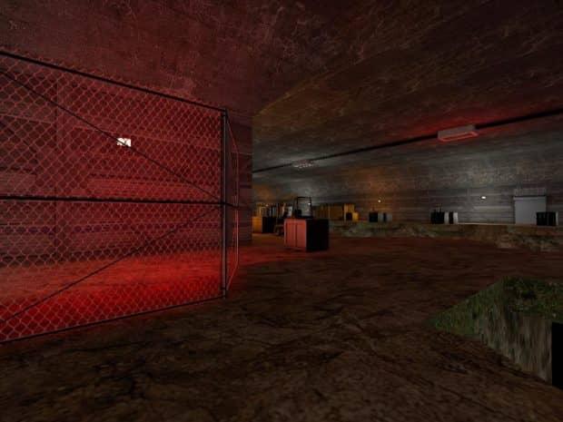 CS:GO карта ze_facility_escape_7b