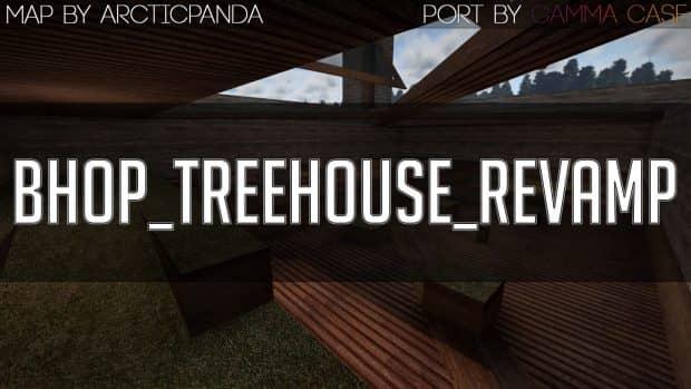 CS:GO карта bhop_treehouse_revamp