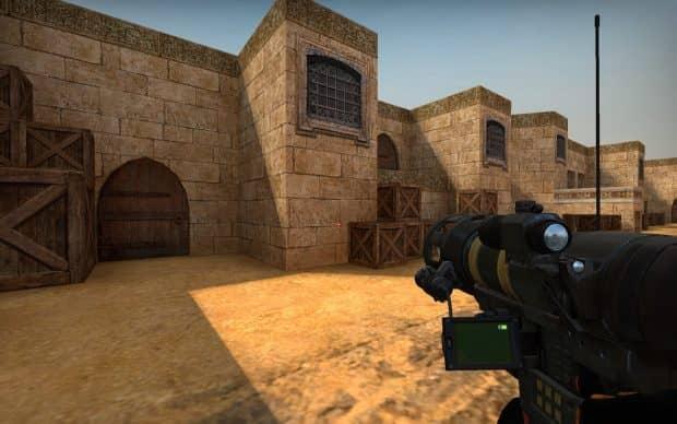 CS:GO скин Black Mesa