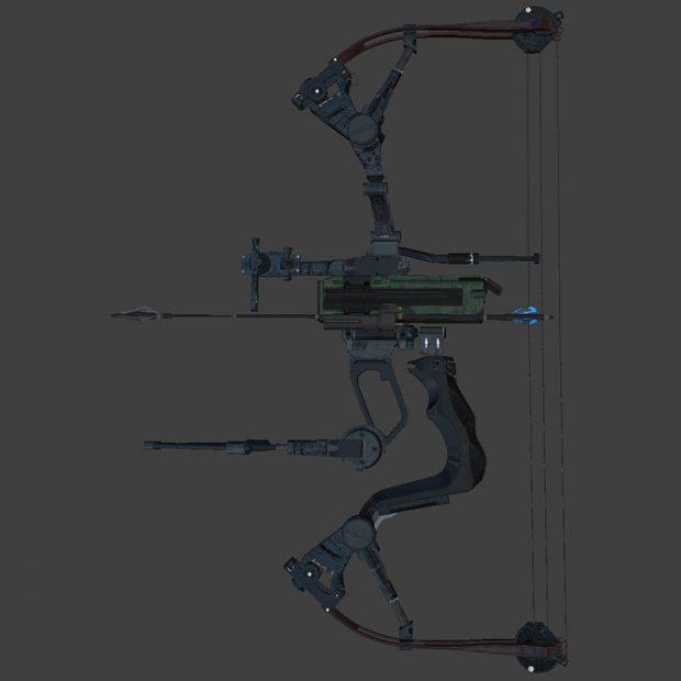 CS:GO скин Crysis 3 Predator Bow