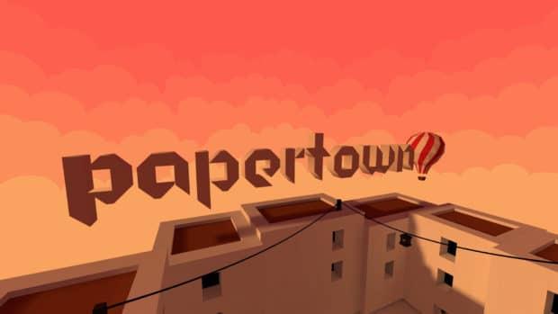 CS:GO карта surf_papertown