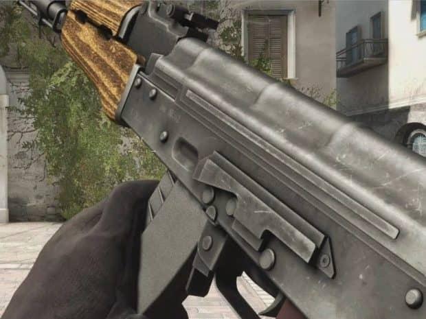 Секретное оружие в CS:GO