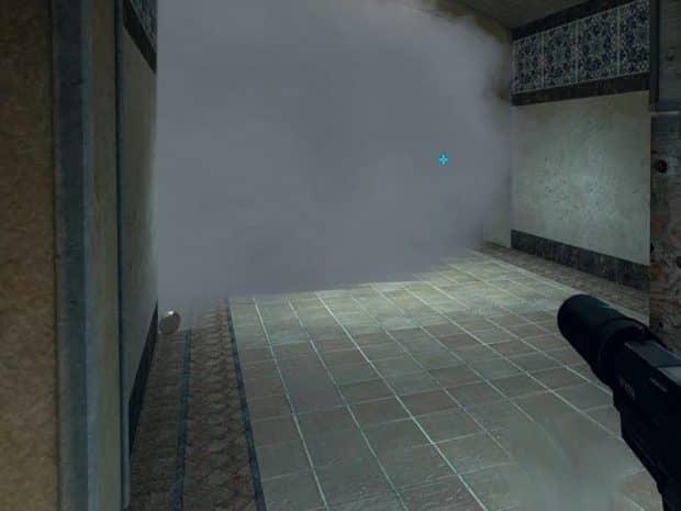 Все про дым в CS:GO
