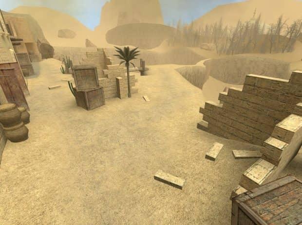 CS:S карта de_desert_atrocity_v3