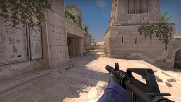 Заложник в сериях игр Counter-Strike