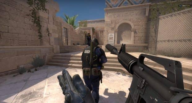 Как отключить автоматический подбор оружия в CS:GO?