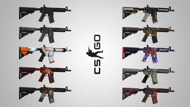 M4A4 в CS:GO