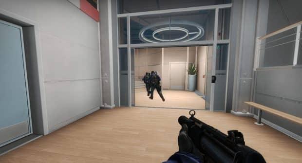 Усиление шагов в CS:GO