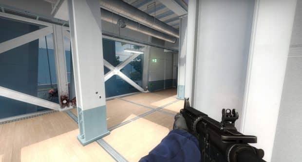 Запрещенное оружие в CS:GO